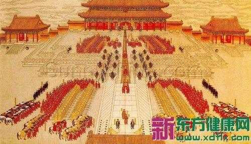 揭秘中国天子的洞房之夜(1)